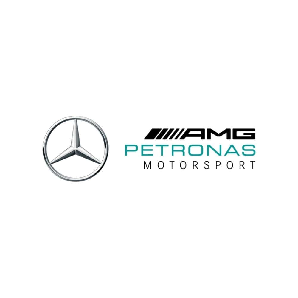 Mercades F1 Team Logo
